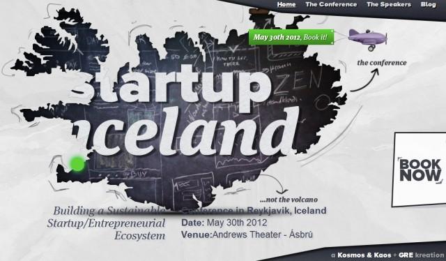 Startup Iceland